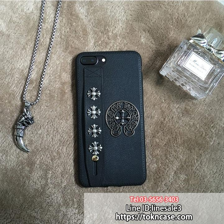 iPhone7sケース Chrome Hearts 落下防止