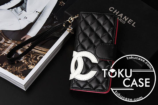 CHANEL iPhonexs max カバー 手帳
