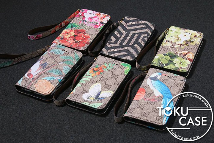 iPhoneX ケース グッチ 花柄