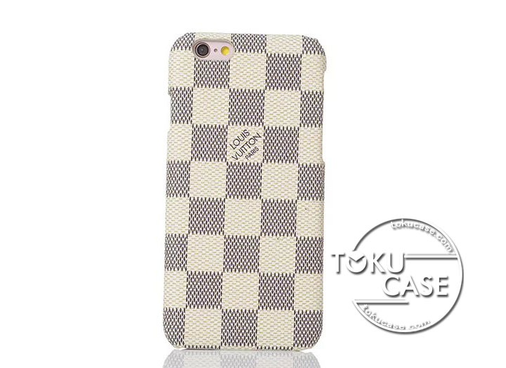 LV iPhone7plusケース レザー製