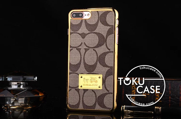 coach iphone7 plusケース 耐衝撃
