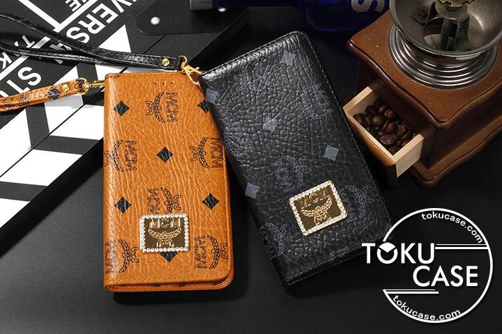 エムシーエムスマホケース iphone8/x カバー ファッション