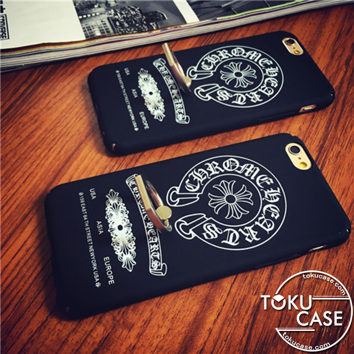 CHROME HEARTS iPhone8plusケース ジャケット