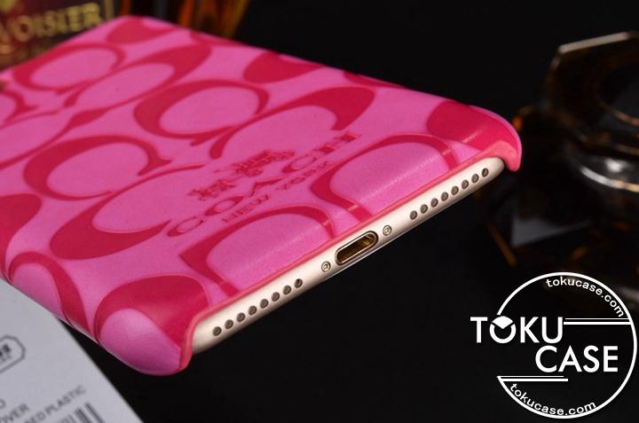 コーチ iPhone7sケース アイホン7splus ハードケース