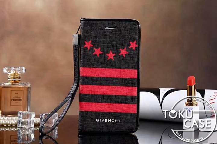 GIVENCHY iphone7plus手帳ケース