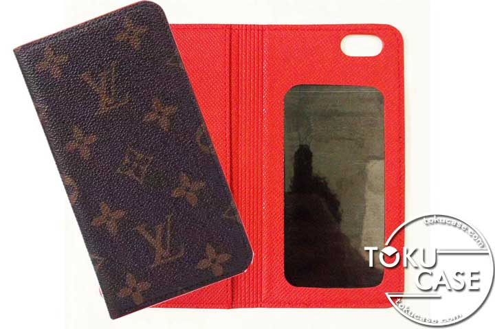 LOUIS VUITTON iphone7 フォリオ