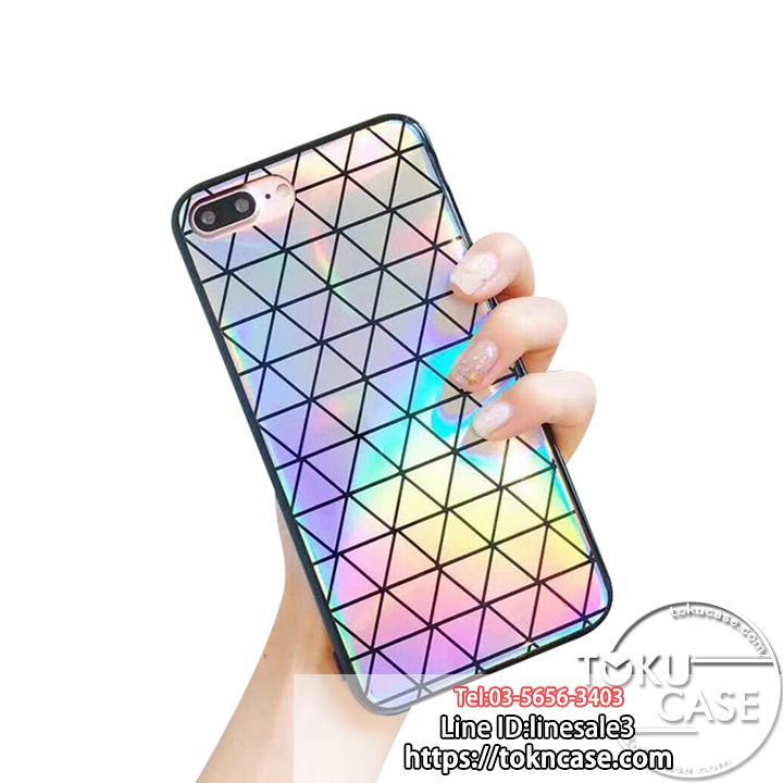 三宅一生 iphone8/8plusケース カラフル