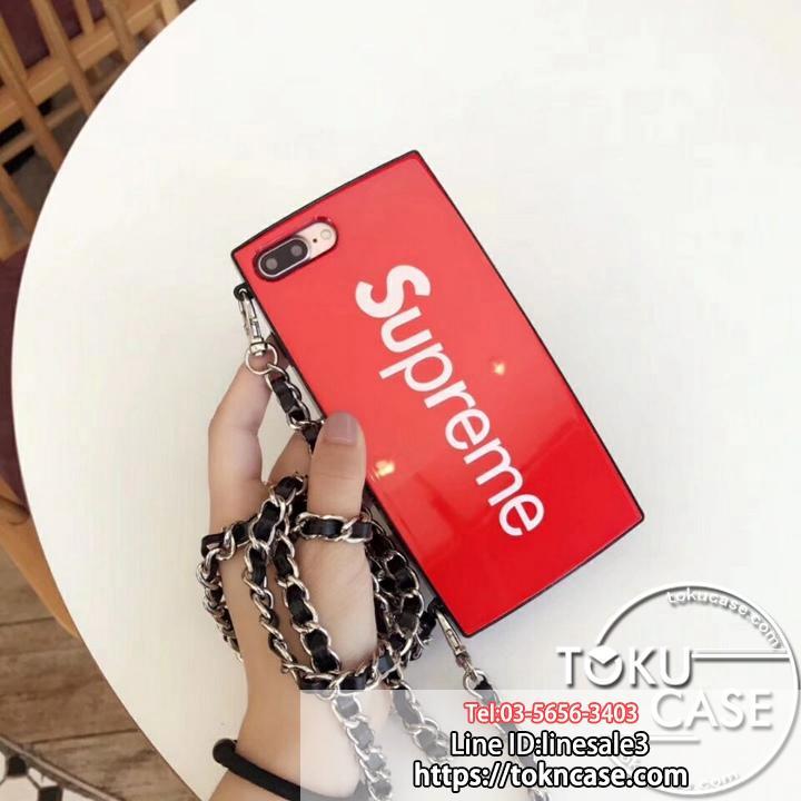 iphonexケース シュプリーム コンパクト