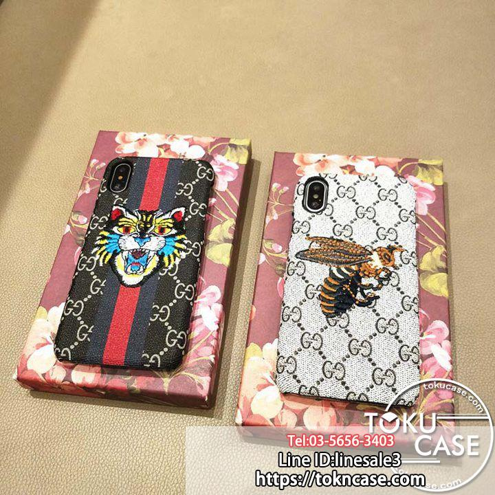 GUCCI iphone8 蜂 ケース
