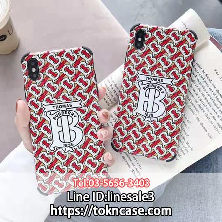 Burberry TB iPhonexs max ケース