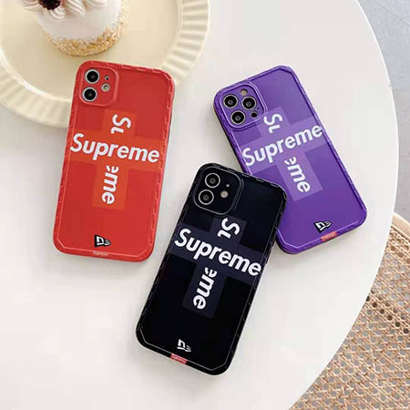 大人の雰囲気 Supreme iPhone12Miniケース