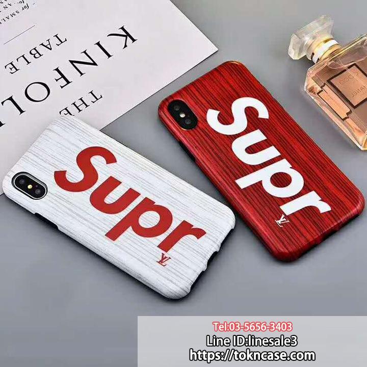 シュプリーム lv iphonexケース ペア