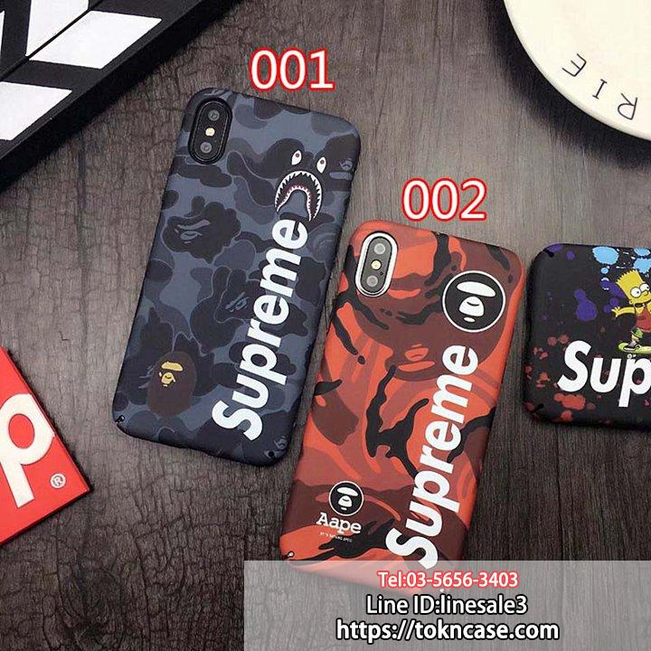 supreme aape iphone ケース