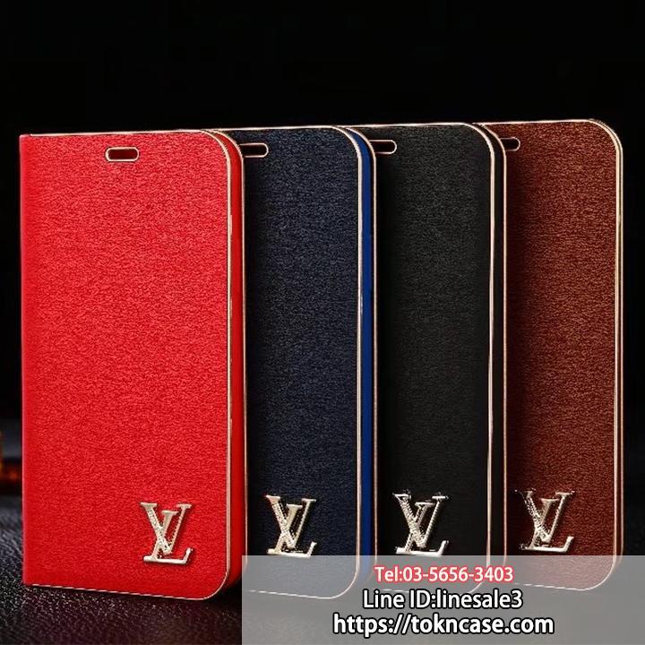 ヴィトン iphonex手帳ケース