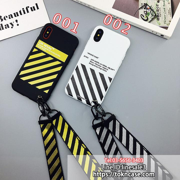 OFF WHITE iPhoneXケース ペア用