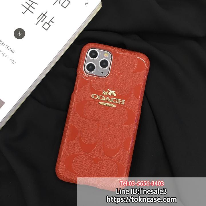 コーチ かわいい iPhone11携帯ケース
