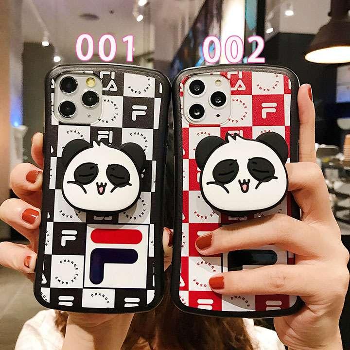 Fendi スマホケース iPhone12 mini 可愛い