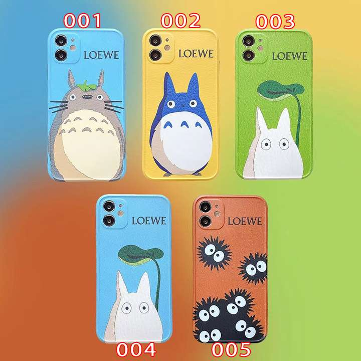 高品質Loeweアイホン12pro携帯ケース