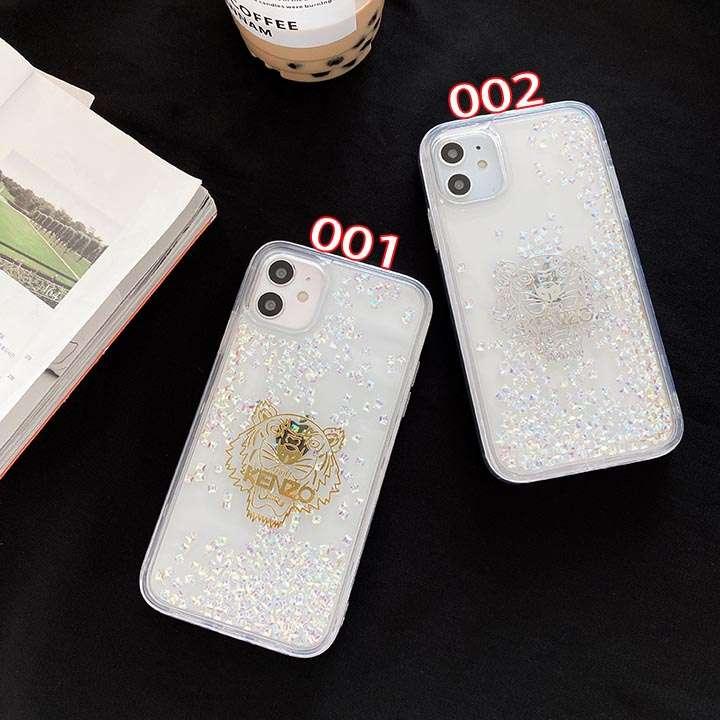 透明Kenzoアイフォン12携帯ケース