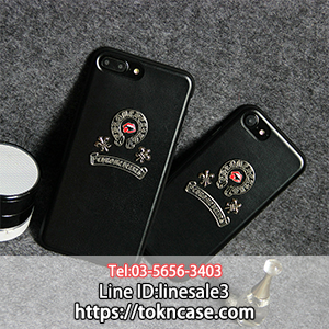 CHROME HEARTS iphone8ケース メンズ