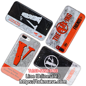 Vlone Fragment iphone8ケース コラボ